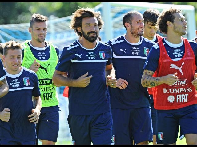 Soccer: Italy to rejig attack for Bulgaria - Gazzetta del Sud