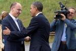 Obama riceverà Letta alla Casa Bianca