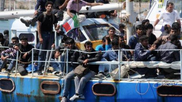 migranti, Sicilia, Archivio