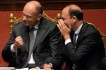 """Fiducia a Letta Berlusconi costretto al """"Sì"""""""