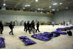Recuperati 111 corpi Oggi lutto nazionale