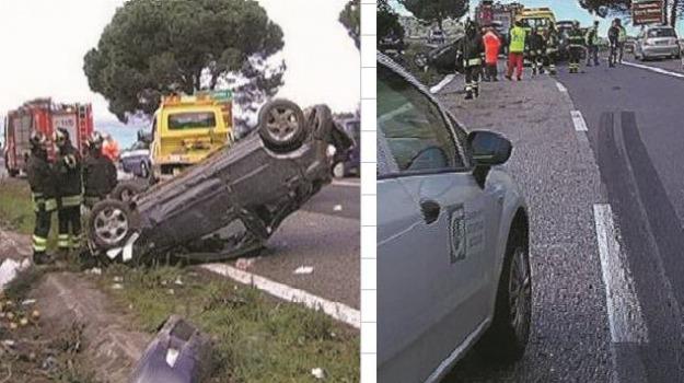 incidente a20, Messina, Archivio