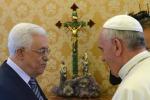 Papa Francesco riceve Abu Mazen