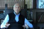 "Video testamento di Priebke ""Fosse Ardeatine inevitabili"""