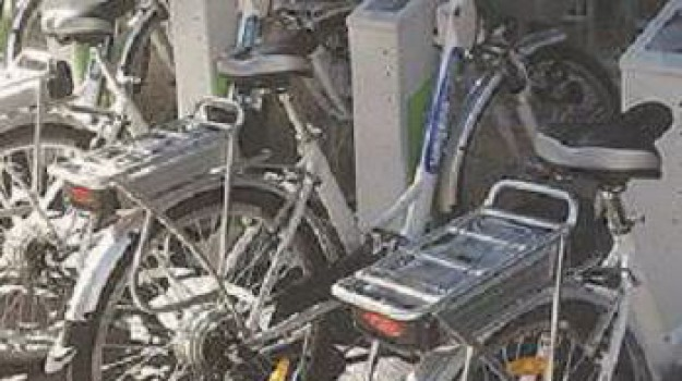 bike sharing, Sicilia, Archivio