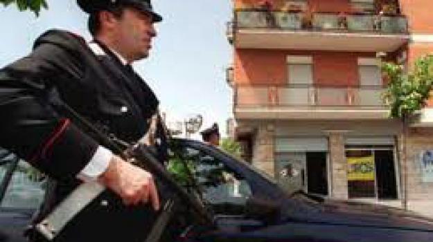 cap. sacco, carabinieri, distributore, rapina, san marco argentano, Sicilia, Archivio