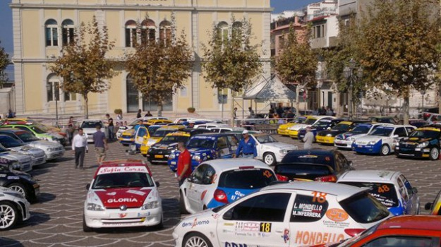 ronde peloritani, Messina, Archivio, Sport