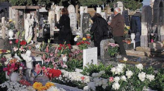 cimitero, Messina, Archivio