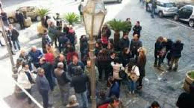 lsu, protesta, sindacato, Calabria, Archivio