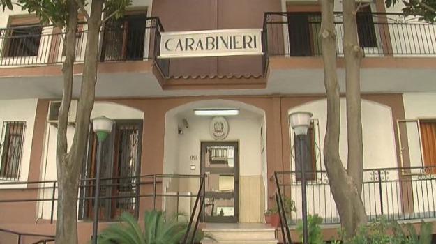 carabinieri, maierà, rapina, ufficio postale, Calabria, Archivio