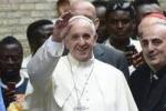 Un milione di petali per il Papa