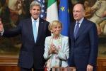 Datagate, a colloquio Letta e Kerry