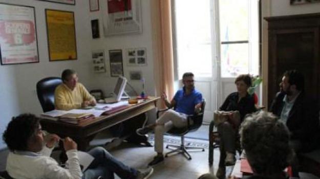 associazioni, cgil, fiume oliva, inquinamento, processo, Calabria, Archivio