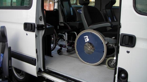 servizio trasporto disabili, Messina, Archivio