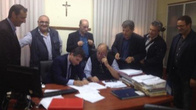 accordo, ferrovie della calabria, fersav, Cosenza, Calabria, Archivio