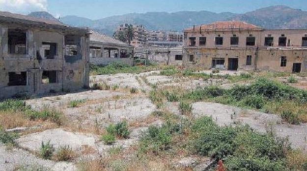 ex sanderson, Messina, Archivio