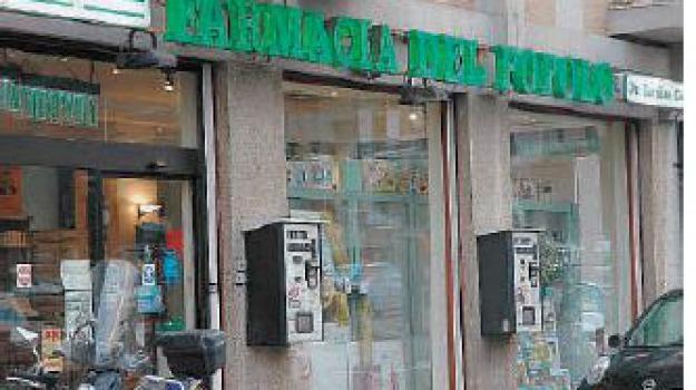 rapina in farmacia, Messina, Archivio