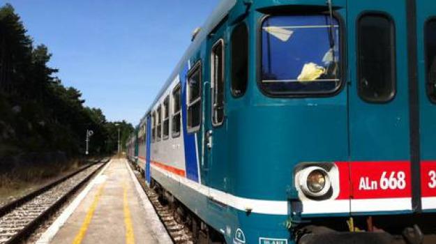 pensionato treno, Sicilia, Archivio