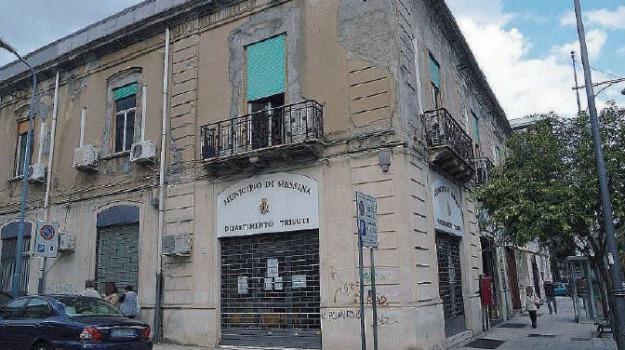 palazzo zanca, tagli alla spesa, Messina, Archivio
