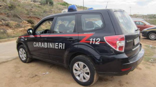 carabinieri, Sicilia, Archivio