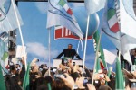 """Berlusconi """" Giorno di lutto per la democrazia"""""""