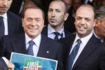 """Alfano rilancia le primarie """"FI non vada agli estremisti"""""""