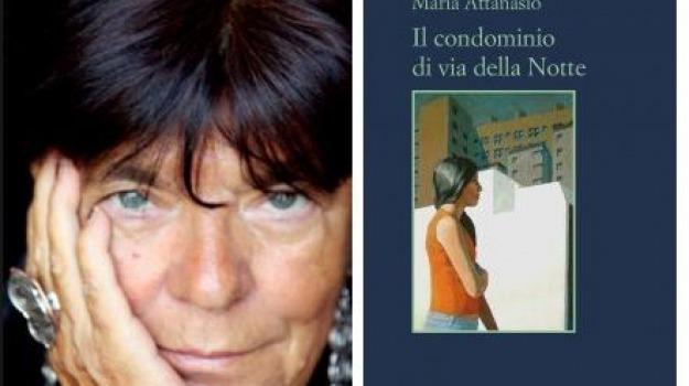 anna mallamo, il condominio di via della notte, maria attanasio, sellerio, Sicilia, Archivio, Cultura