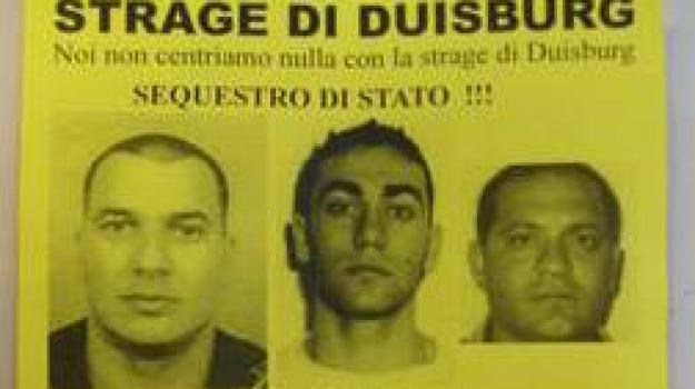 strangio, Reggio, Calabria, Archivio