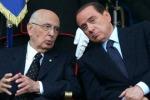 Colle: grazia a Berlusconi Non ci sono le condizioni