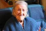 Auguri alla nonna d'Europa, 114 anni