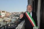 Mose: Orsoni si dimette da sindaco di Venezia