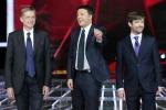 Sondaggio: Renzi vince la sfida tv