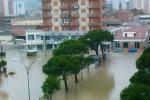 Maltempo al centro-sud Donna annega a Pescara