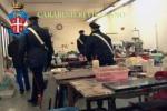Cinesi, scoperto laboratorio clandestino