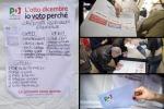 File ai seggi Negato voto a Di Pietro