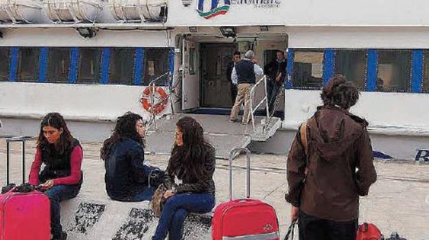 metromare, pendolari, Messina, Calabria, Archivio