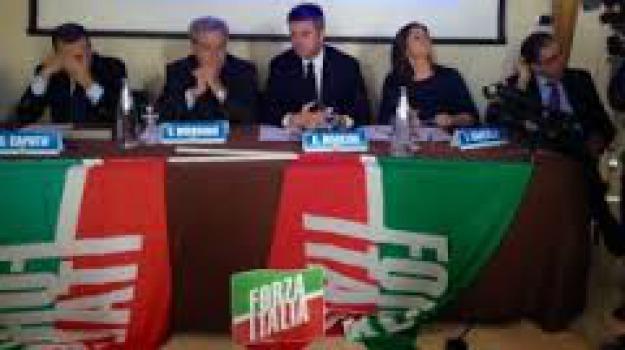 adesioni, forza italia, tirreno, Calabria, Archivio
