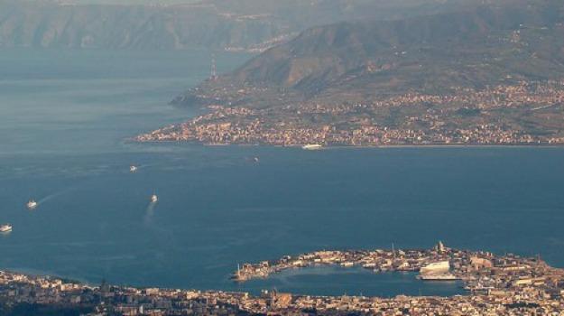 stretto, trasporti, Messina, Calabria, Archivio