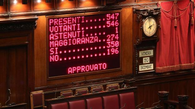 legge di stabilità, Sicilia, Archivio, Cronaca