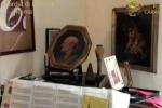 Sequestrate a Diotallevi opere d'arte per 1 mln