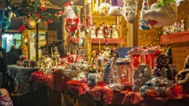 mercatini di natale, rossano, Sicilia, Archivio