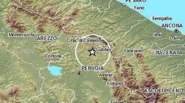 terremoto gubbio, Sicilia, Archivio, Cronaca