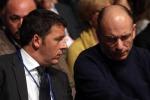 """Renzi """" Diverso dagli altri Mai pensato a rimpasto"""""""