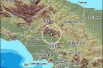 Forte sisma in Campania magnitudo 4.9