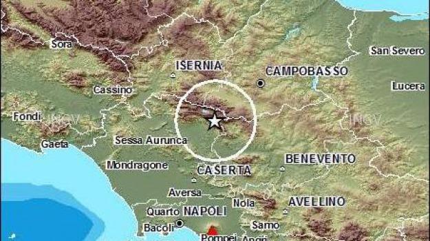 campania, napoli, terremoto, Sicilia, Archivio, Cronaca