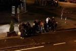 Altre scosse nella notte Gente per strada a Napoli