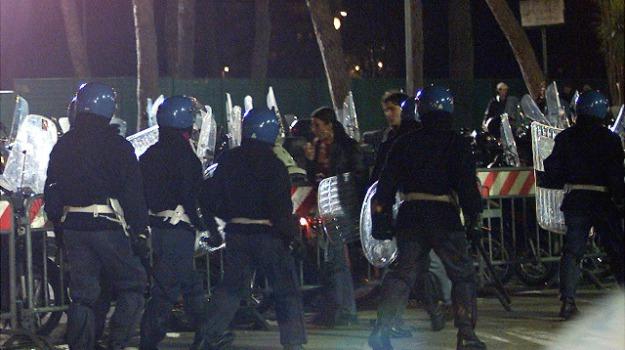 protesta aglianese, stadio intitolato a raciti, Sicilia, Archivio, Sport