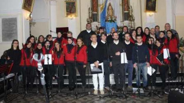 concerto, giorgia serrago, tarsia, voci di pace, Sicilia, Archivio