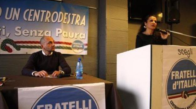 convention, ernesto rapani, fratelli d'italia, patrizia uva, rossano, Sicilia, Archivio