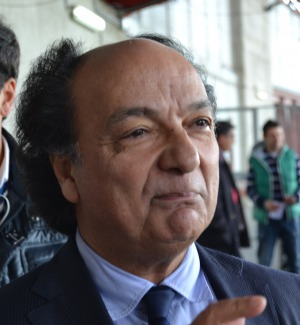 Il presidente Guarascio